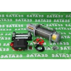 Лебедка автомобильная Electric Winch 12v 12000LBS.