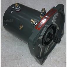 Электромотор в сборе для Electric Winch 6000-12000 LBS 12 V вал круглый шлицевой