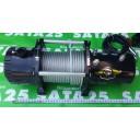 Лебедка Electric Winch 12v, 6000LBS стальной трос