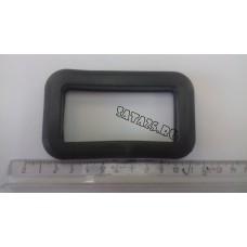 Уплотнение резиновое (капота-стартера) квадрат 60х95 Hangkai 6-9.8 л.с.