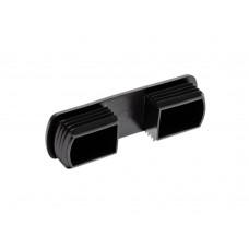 Заглушка боковой защиты(пластик)