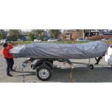Чехол для лодки транспортировочный 3.6 м.