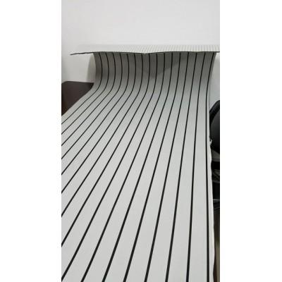Палубное покрытие EVA 2400x1200mm серый