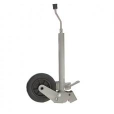Подкатное колесо (автомат) цинк/гальваника