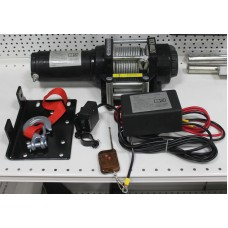 Лебедка ATV  Electric Winch12v, 4000LBS.