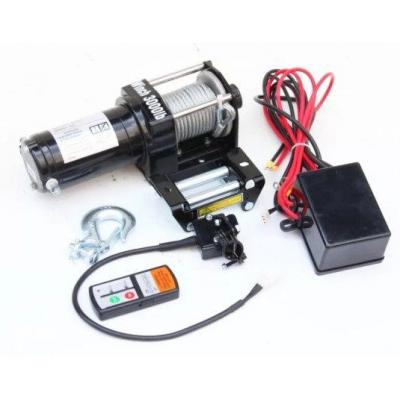 Лебедка ATV  Electric Winch 12v, 3000LBS.