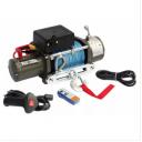 Лебедка автомобильная Electric Winch 12v 12000LBS (синтетический трос)