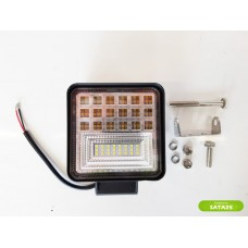 Фара светодиодная  126W CH084
