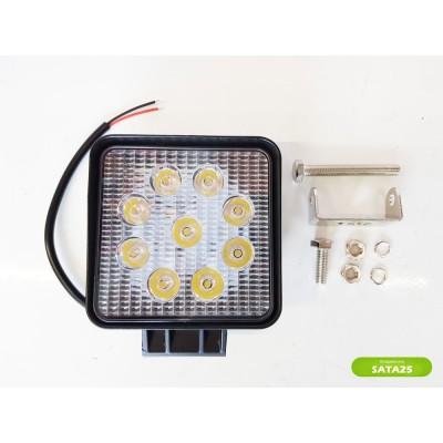 Фара светодиодная 27W CH006