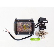 Фара светодиодная 18W 4D CH019B