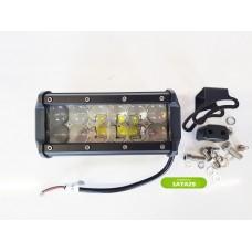 Фара светодиодная 36W 4D CH019B
