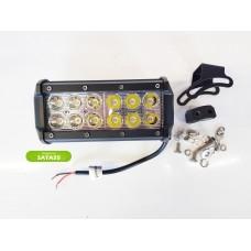 Фара светодиодная 36W CH019B