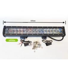 Фара светодиодная 108W 4D CH019B4D